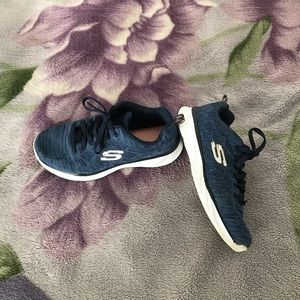 Extra comfortable shoes from Skechers